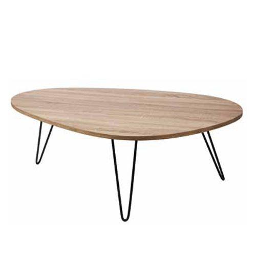 design d'inspiration scandinave pour cette table basse charlot