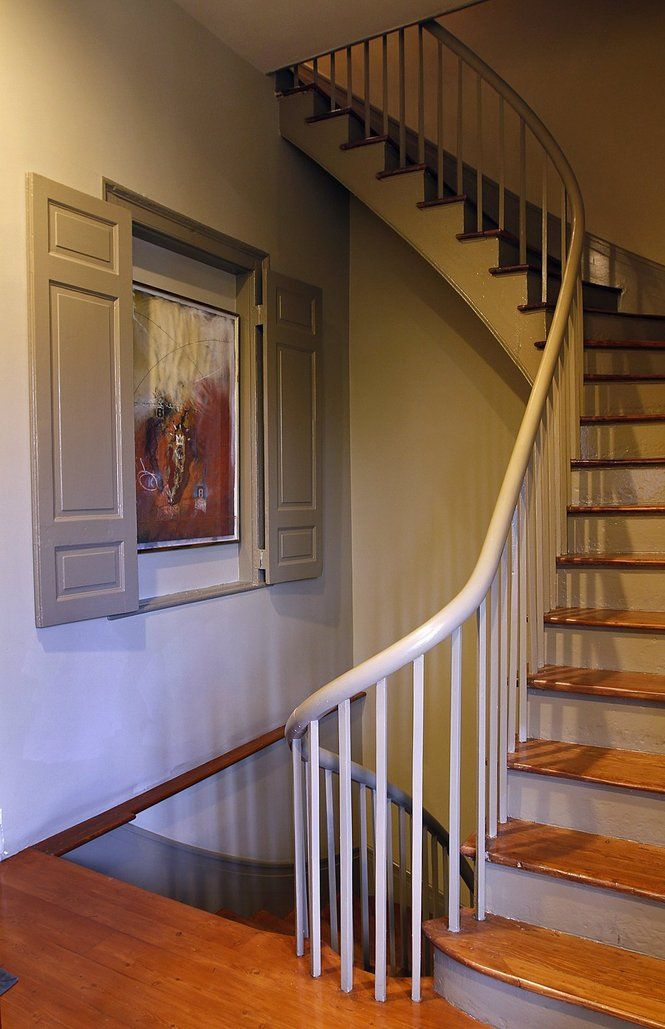 Dr Carlos Trujillo S French Quarter Home New Orleans Homes Architecture House Stairs Design