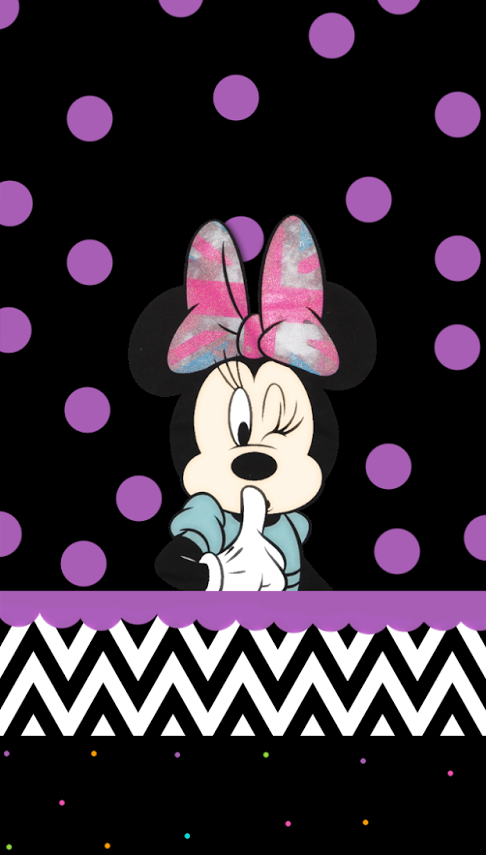 Minnie Mouse Wallpaper Minnie Mouse Drawing Mickey Mouse Wallpaper Disney Mouse