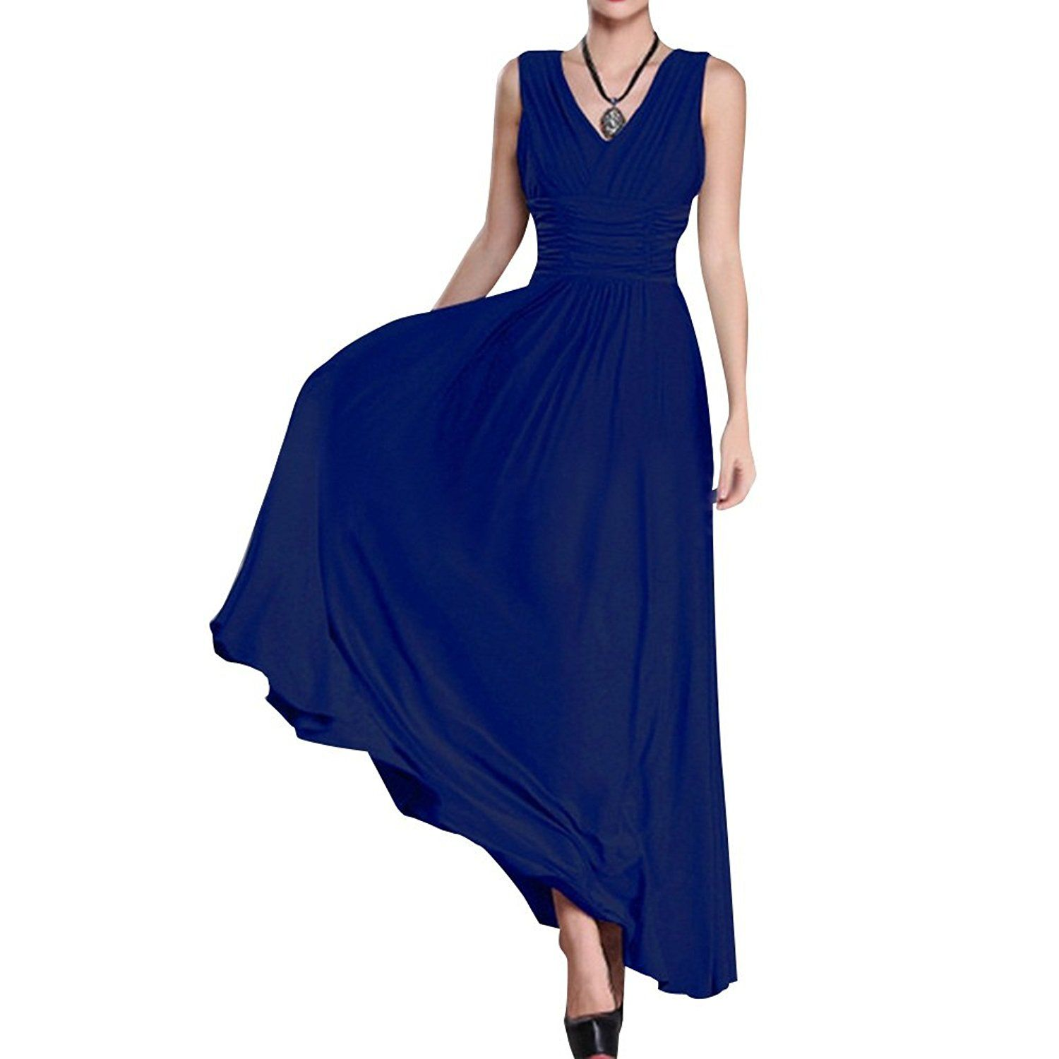 Preferhouse womenus plus size evening gowns long formal maxi dress