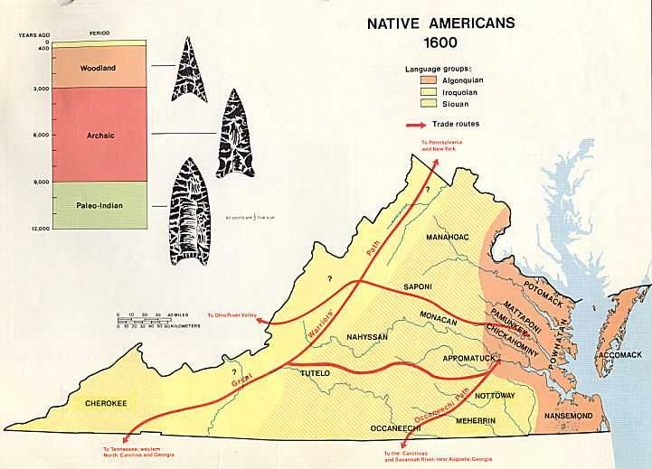 va+&+nc+Indian+Tribes+List | Cheroenhaka Nottoway Indian ...