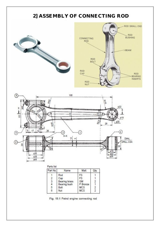 Assembly And Details Machine Drawing Pdf Cad In 2019 Pinterest