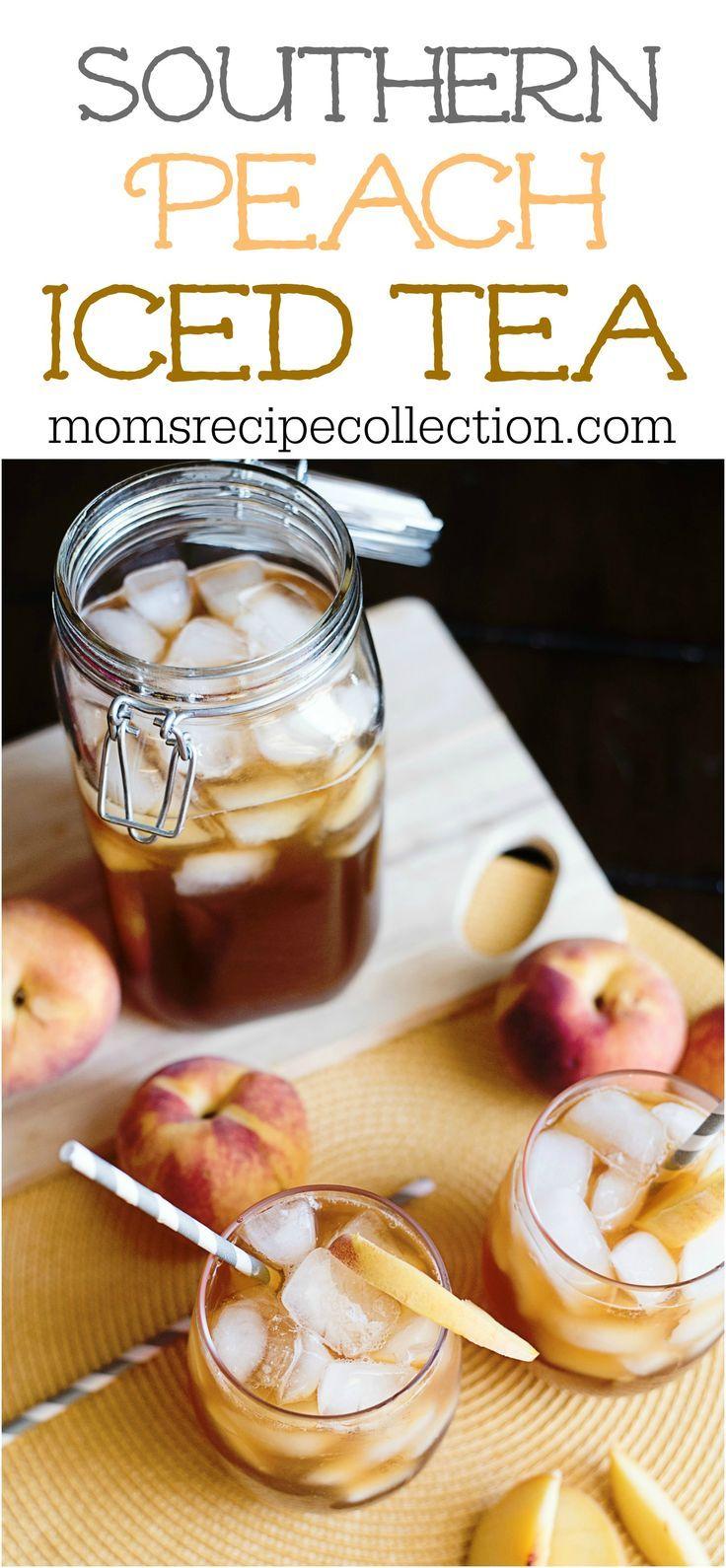 Southern peach iced tea recipe moms recipe collection soul food southern peach iced tea recipe moms recipe collection forumfinder Images
