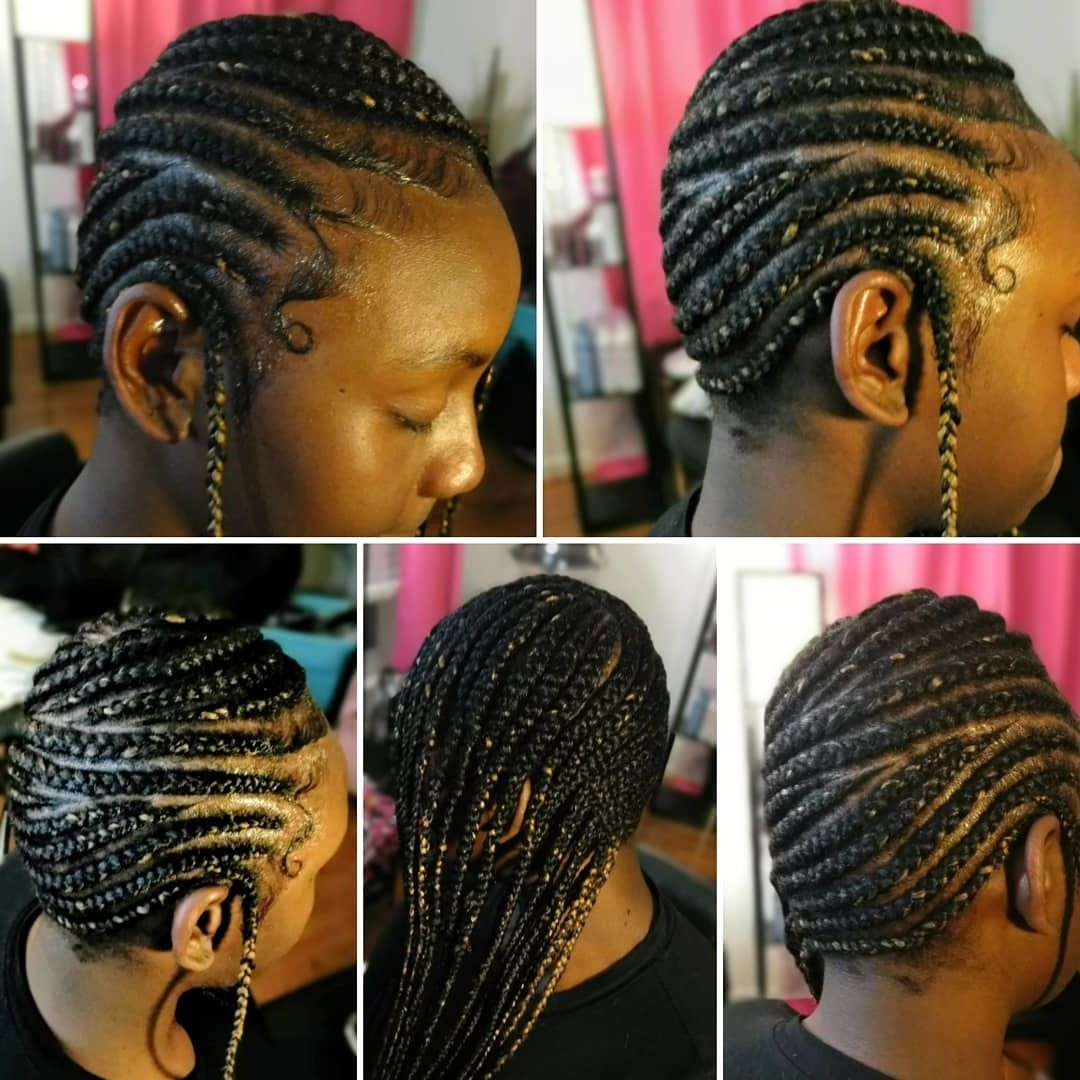 classy cornrows braids for black women cornrows pinterest
