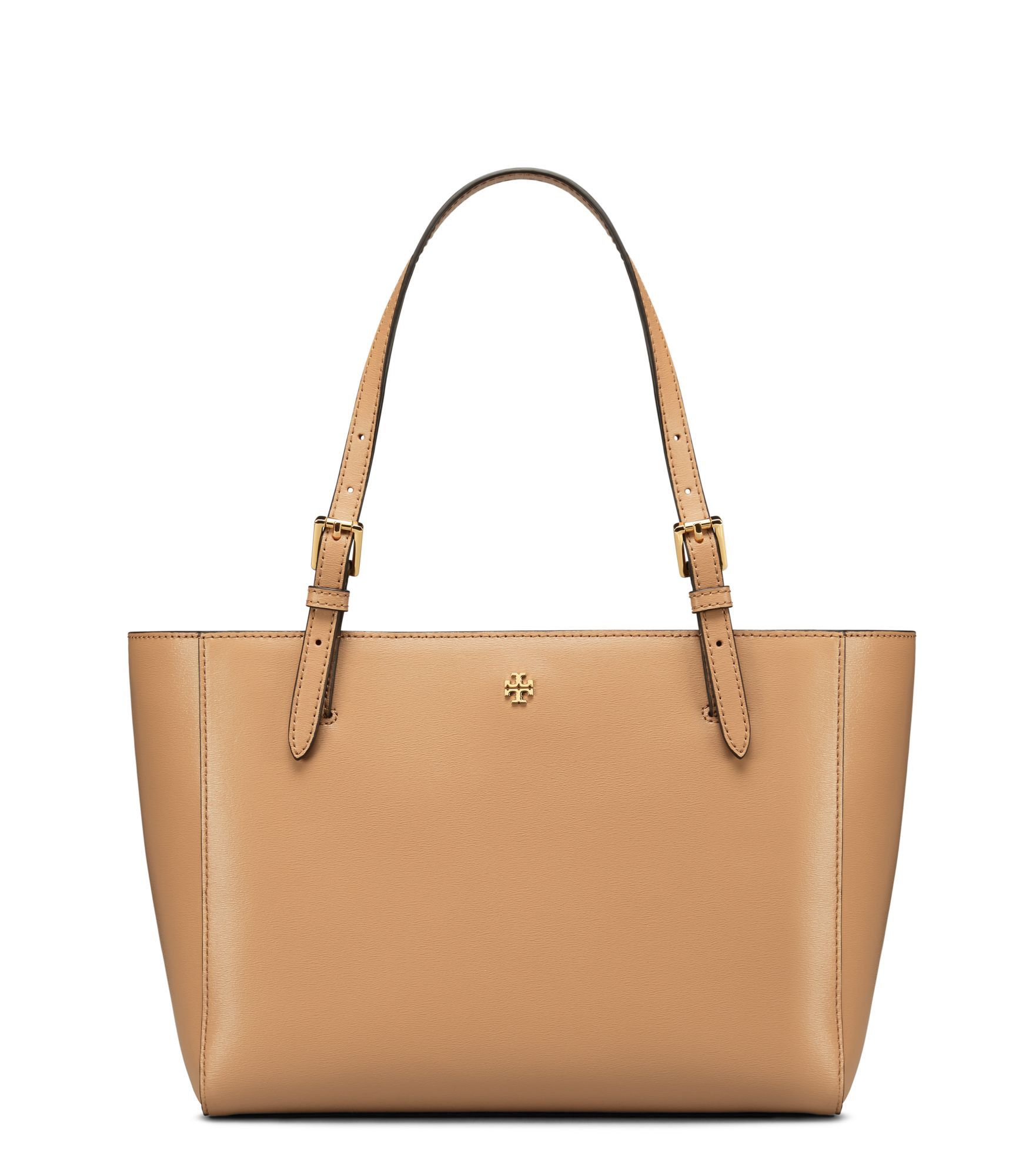 d2e70158f7bc TORY BURCH PARKER SMALL TRIPLE-COMPARTMENT TOTE.  toryburch  bags  shoulder  bags  hand bags  leather  tote