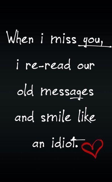Missing my best friend message