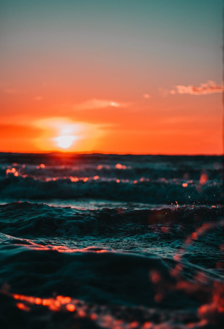 The Sun Still Sunset Iphone Wallpaper Sunset Pictures Iphone Wallpaper Sky