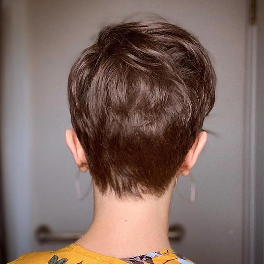 Cabelocurto Shorthair Cabelocurtobr Instagram Posts Videos Stories On Webstaqram Com Webstaqram Short Hair Styles Short Hair Back Short Sassy Hair