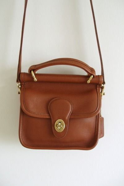 0717ee7c23 Most wanted vintage coach bag......