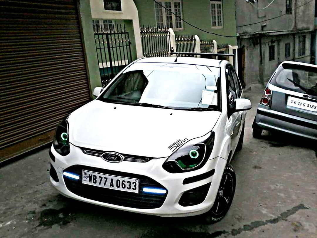 Rate This 1 10 Ford Figo Modified Cars Of Instagram