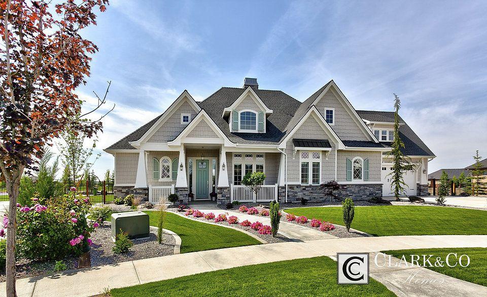 Custom Home Builder Ad