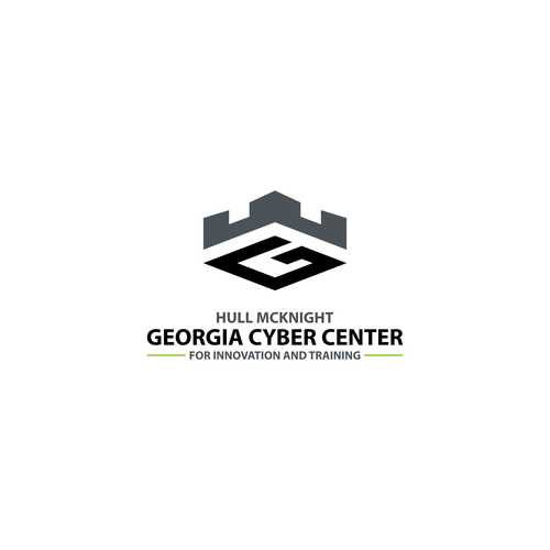 Hull Mcknight Georgia Cyber Center For Innovation And Training New Cyber Security Center In Augusta Ga Needs Logo The Logo Design Contest Logo Design Logos