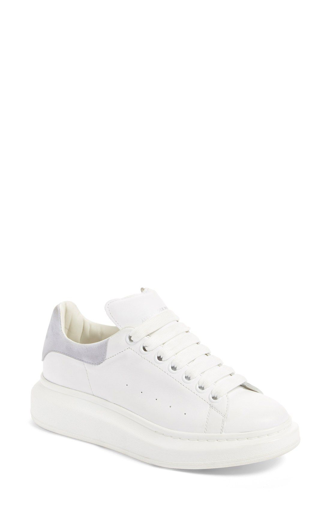 062fb9ad395 Alexander McQueen Sneaker (Women) Alexander Mcqueen Sneakers Women, Purse  Styles, Adidas Stan