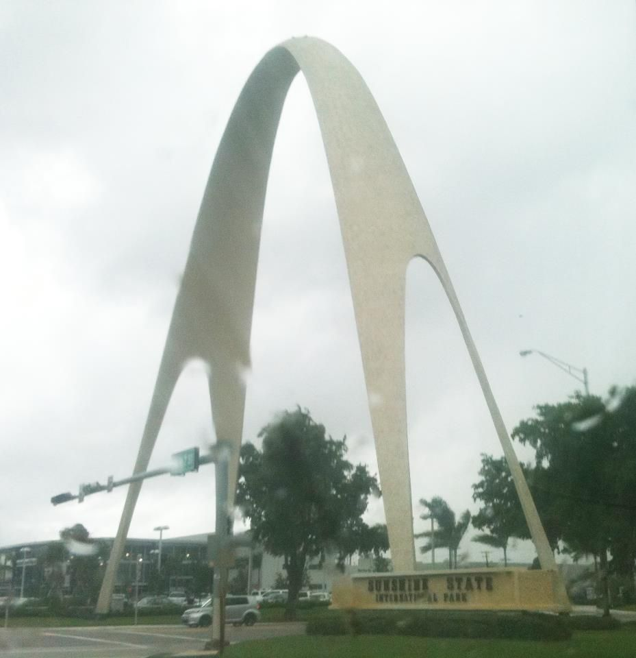 Arch Off The Highway Near Modernage Furniture