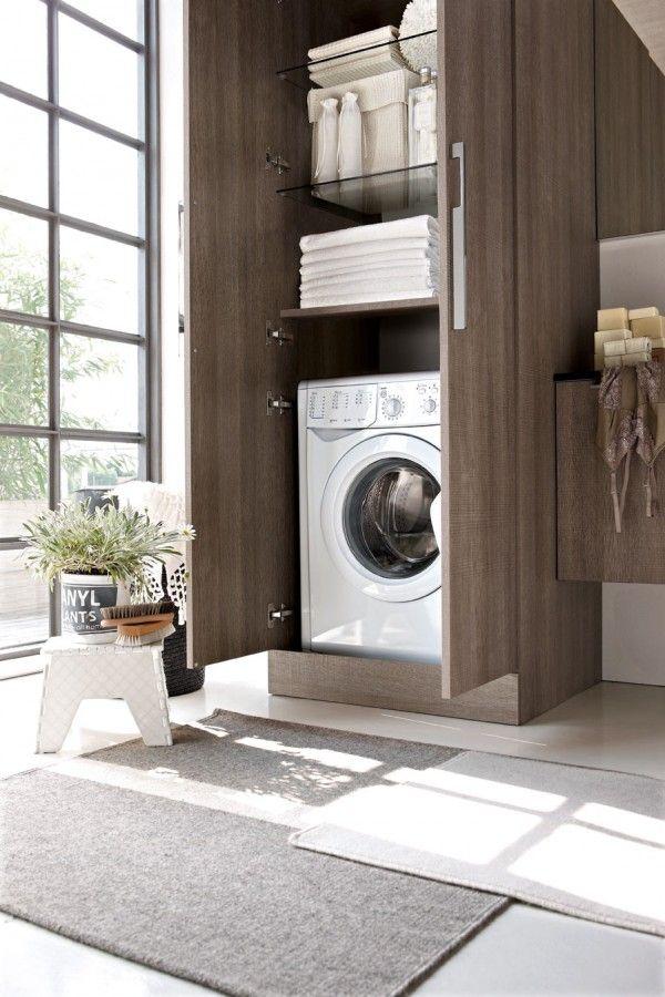 armadio bagno lavanderia  Di Giacomo Pavimenti  Bagno