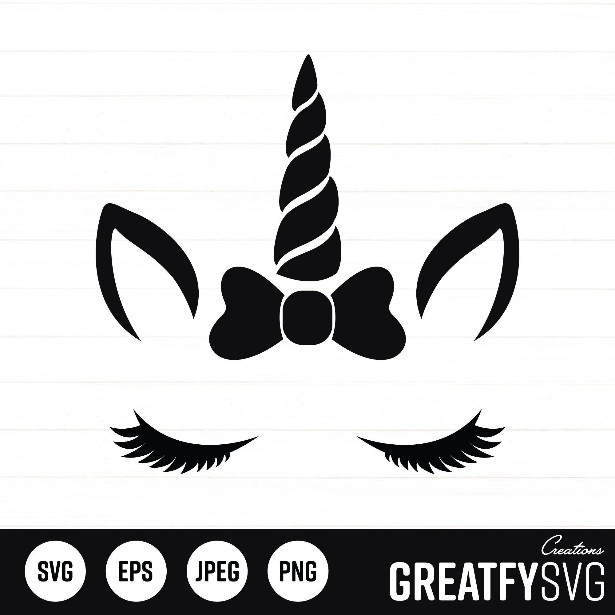 Pin on UNICORNS SVG