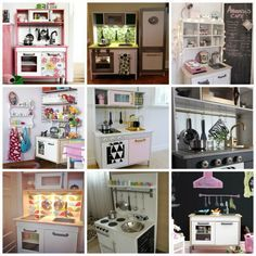 duktig ikea kinderkeuken pimpen hacks ikea en keuken hacks. Black Bedroom Furniture Sets. Home Design Ideas