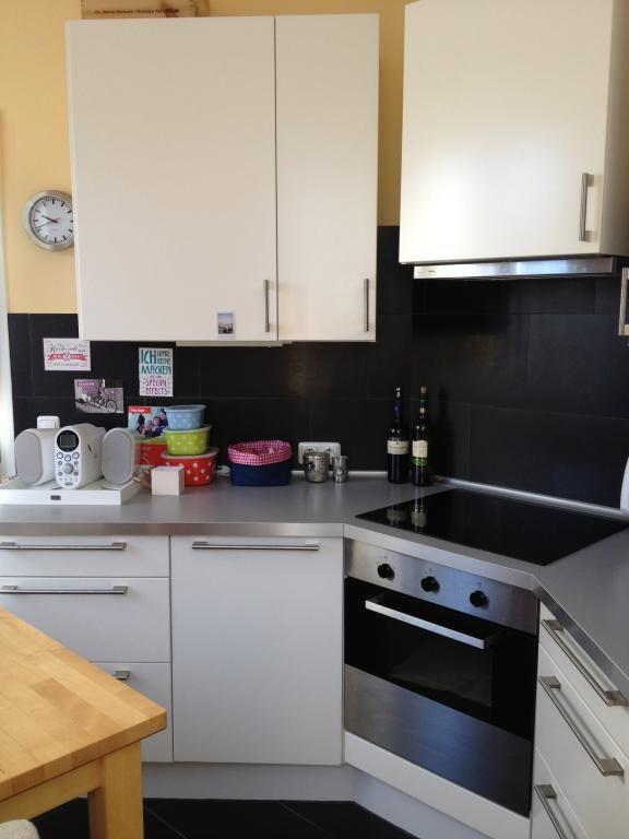 helle, weiße Küche in Traumwohnung - ohne lästigen Umzugsstress - küchen gebraucht köln