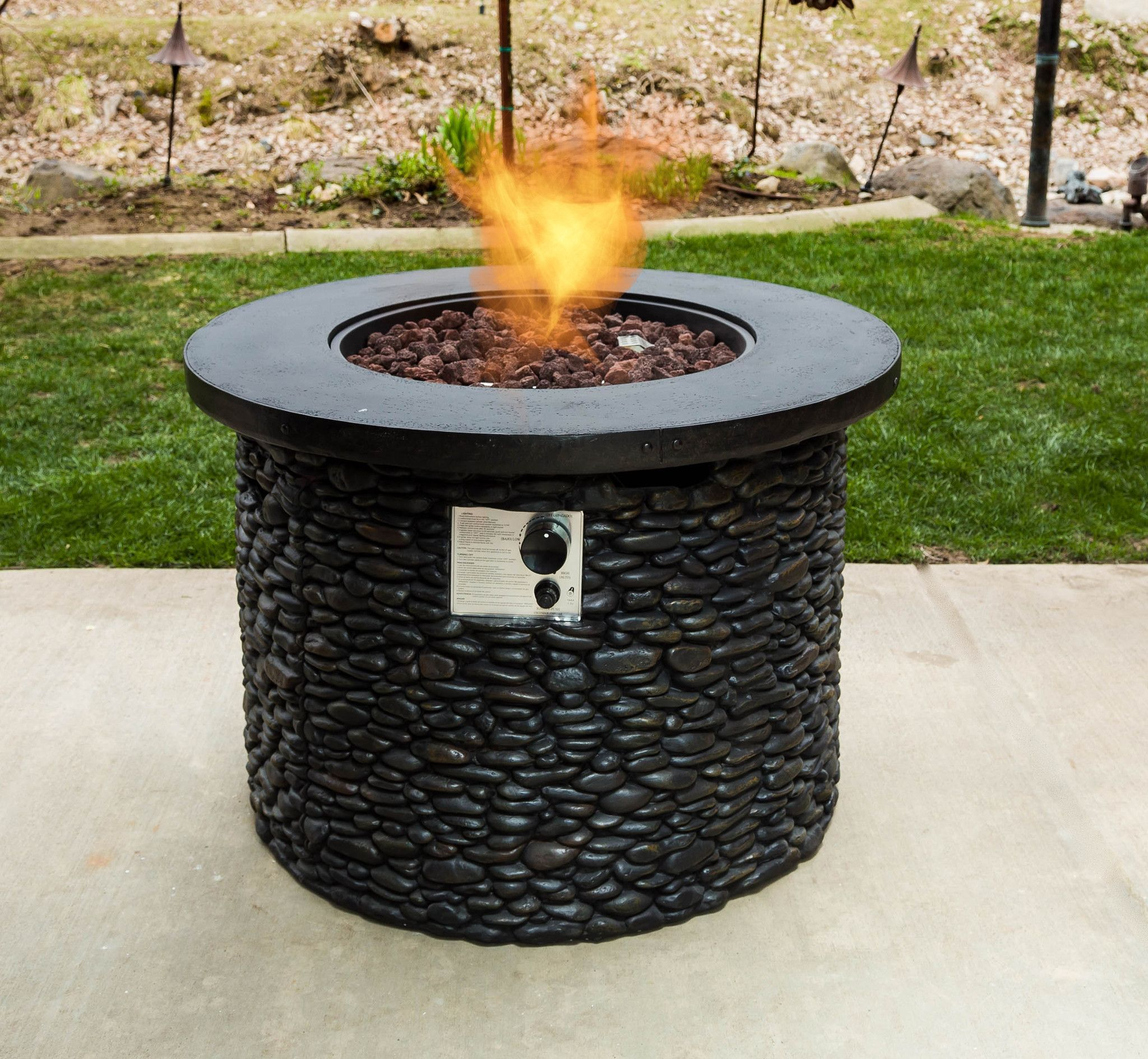 9 smokefree fire pit ideas your family will love
