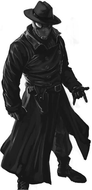 One of the different types of spider men spider man noir characters supers noir spiderman - Image spiderman noir ...