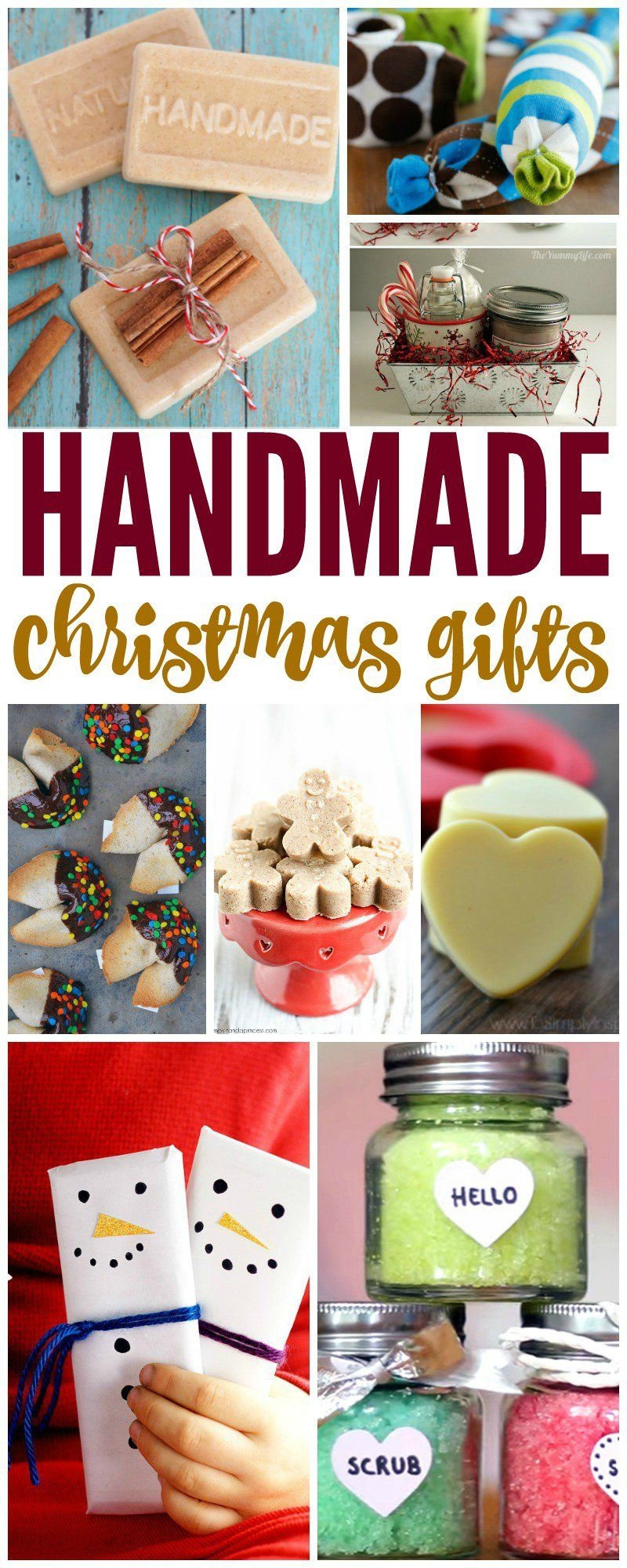 Homemade Christmas Gifts On A Budget Great Ideas To Share