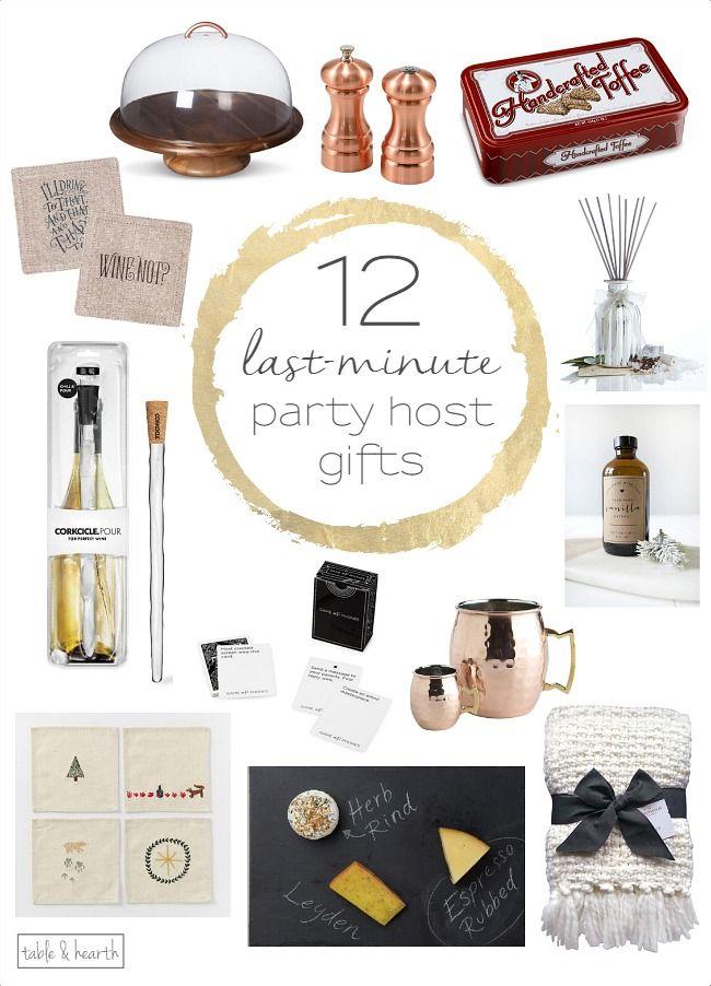 Lovely Christmas Party Hostess Gift Ideas Part - 5: 12 Last-Minute Host/Hostess Gift Ideas