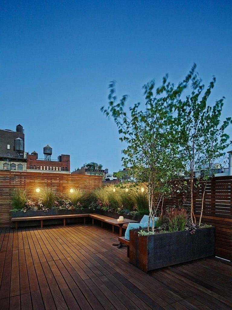 43 Stunning Rooftop Design Ideas Designinspiration Designideas Designinterior Rooftop Design Roof Garden Design Roof Terrace Design