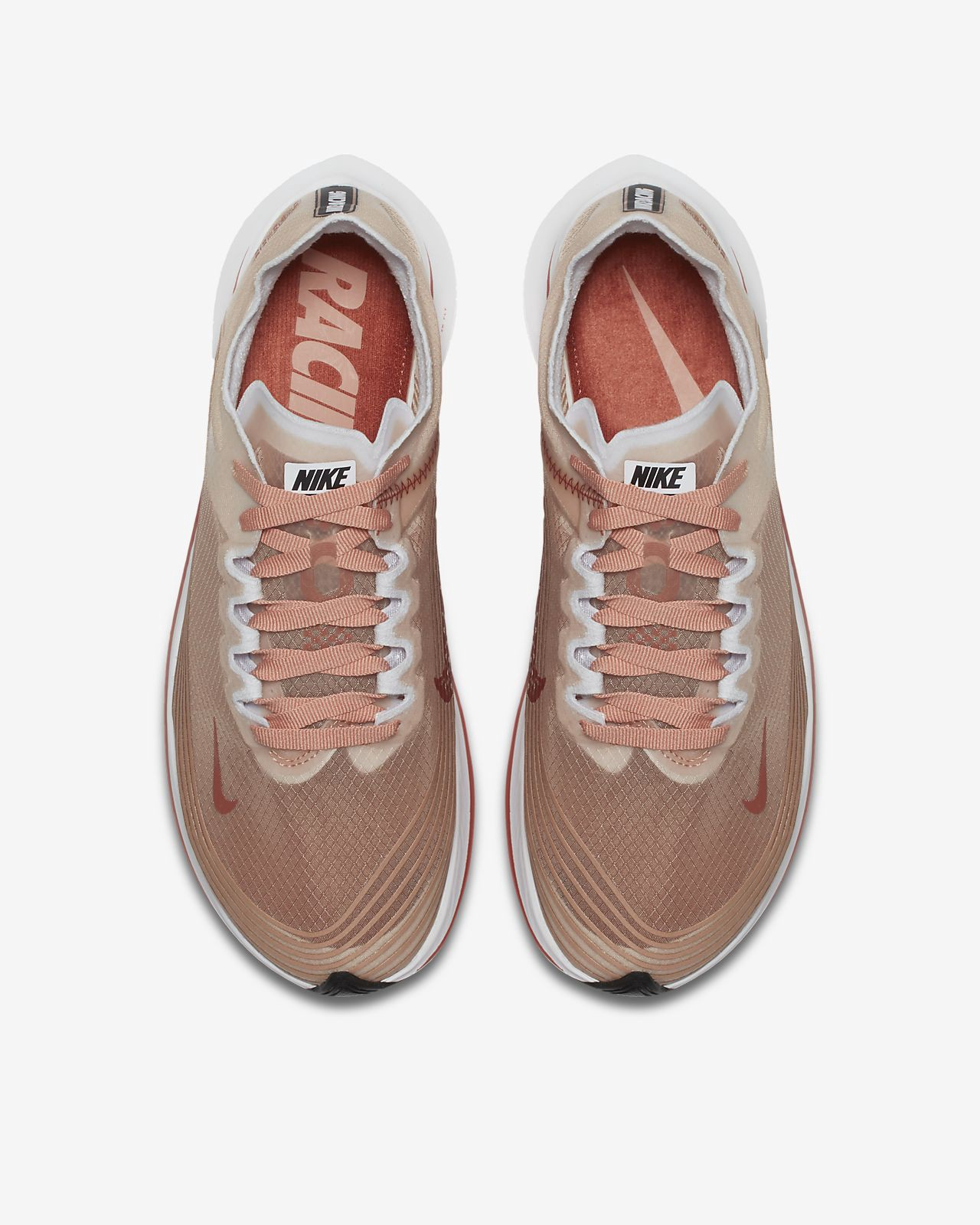buy online 946d1 00103 Nike Zoom Fly Sp Womens Running Shoe - 11.5 Peach