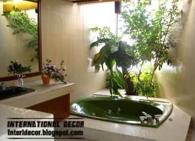 Artificial Plants For Bathroom With