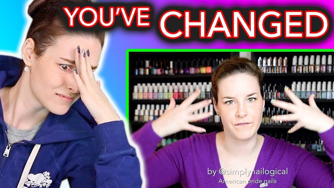 Reacting to My First Video (try not to cringe compilation)
