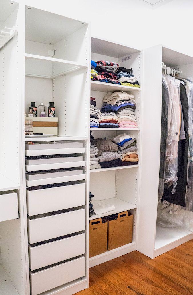 My Dream Closet with IKEA Pax Ikea pax, Ikea pax