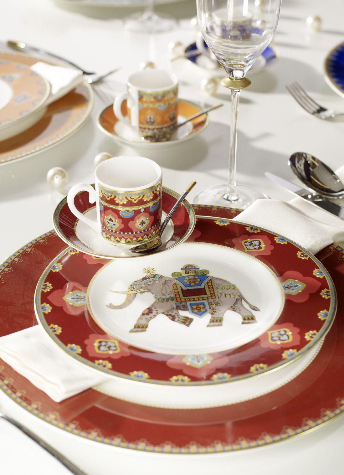 Samarkand Rubin Collection Villeroy Boch Teteras Cosas