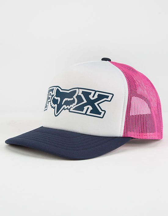 9619d5fd9dd99 FOX Vapors Womens Trucker Hat