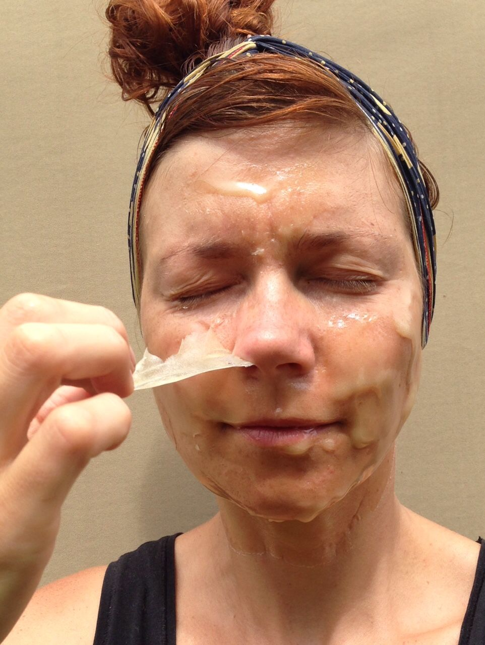 Photo of This DIY facial peel will get rid of your blackheads. Promise.