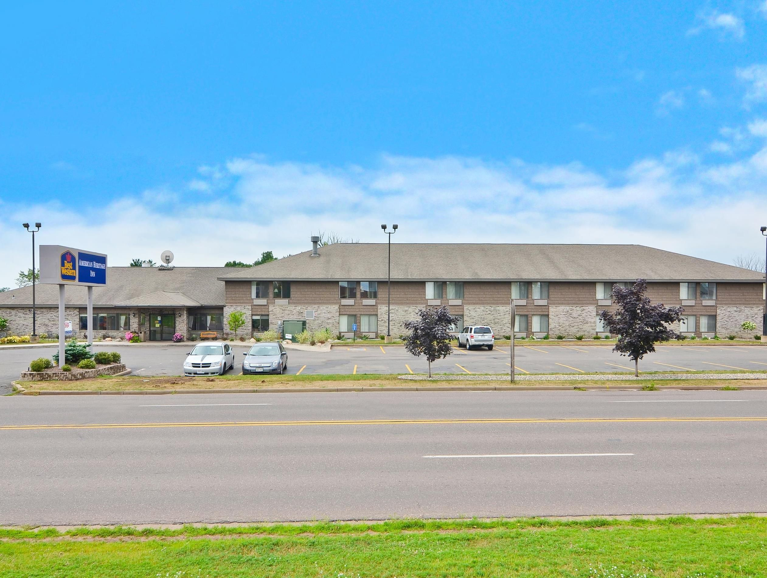 Spooner Wi Best Western Riverplace United States North America Stop At
