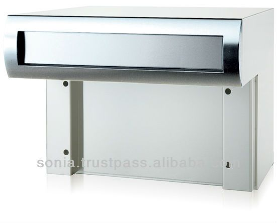 Locking Drop Boxes,Through The Wall Mail Slot,Door Mail Box   Buy Locking