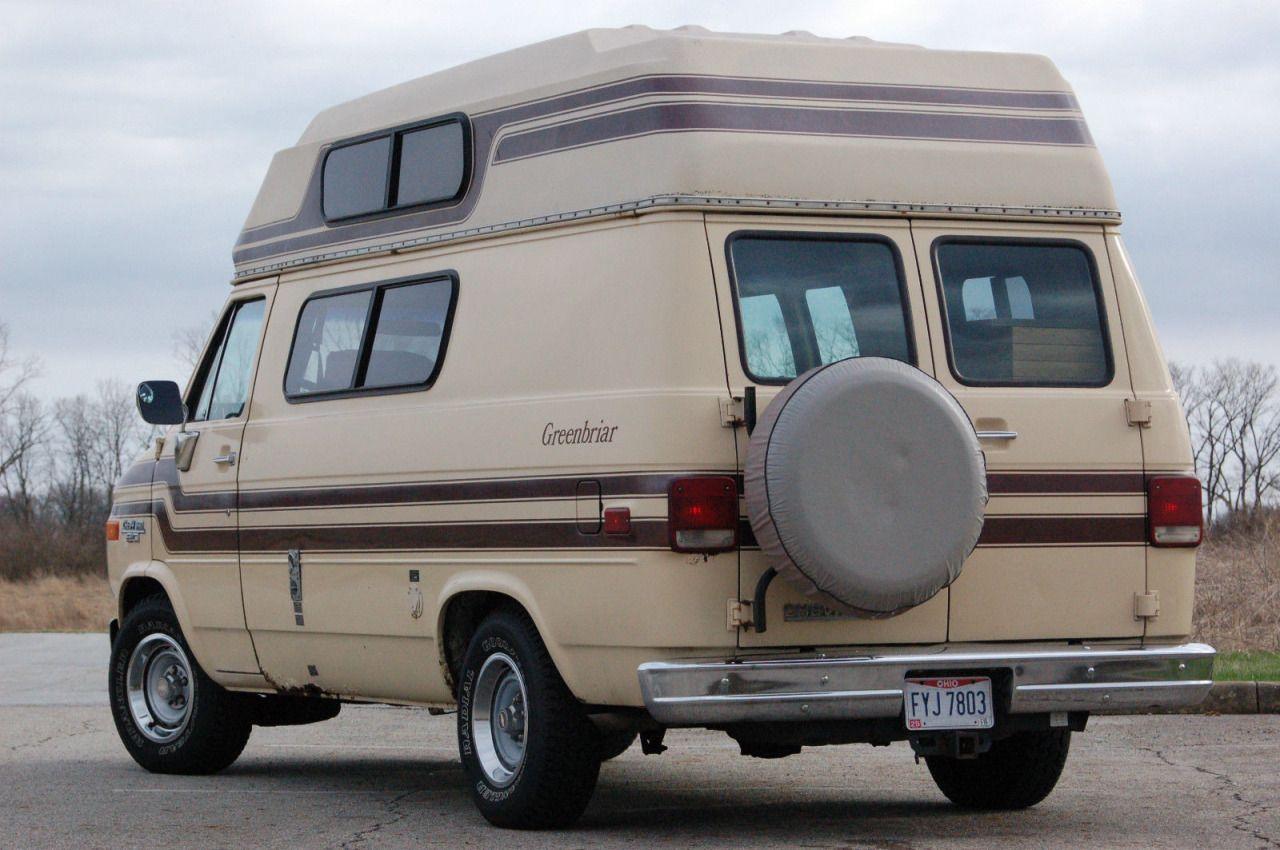 1985 Chevrolet G20 Chevy Van Conversion Van Chevy Van Chevy Conversion Van Chevy