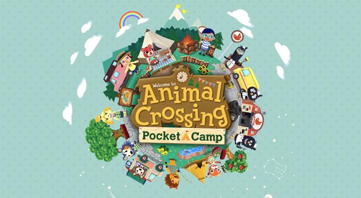 Nintendo's Animal Crossing Pocket Camp coming to Play