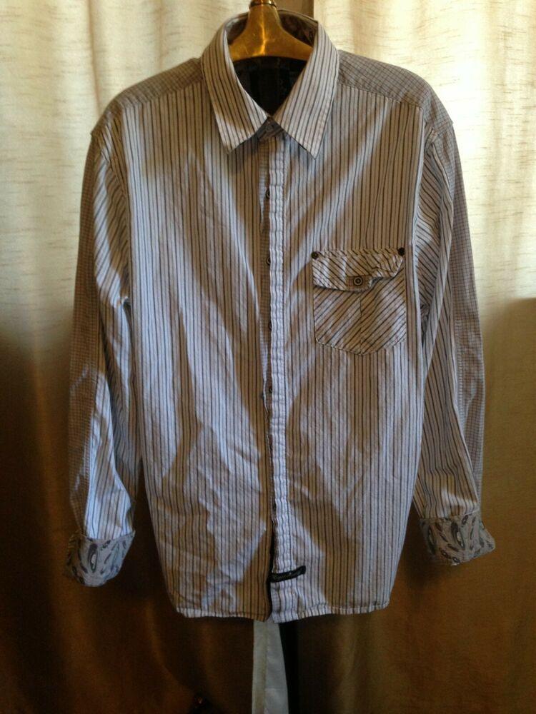 57abfda6803 Men s English Laundry Christopher Wicks Blaque Label Shirt Size L V nice   fashion  clothing  shoes  accessories  mensclothing  shirts (ebay link)