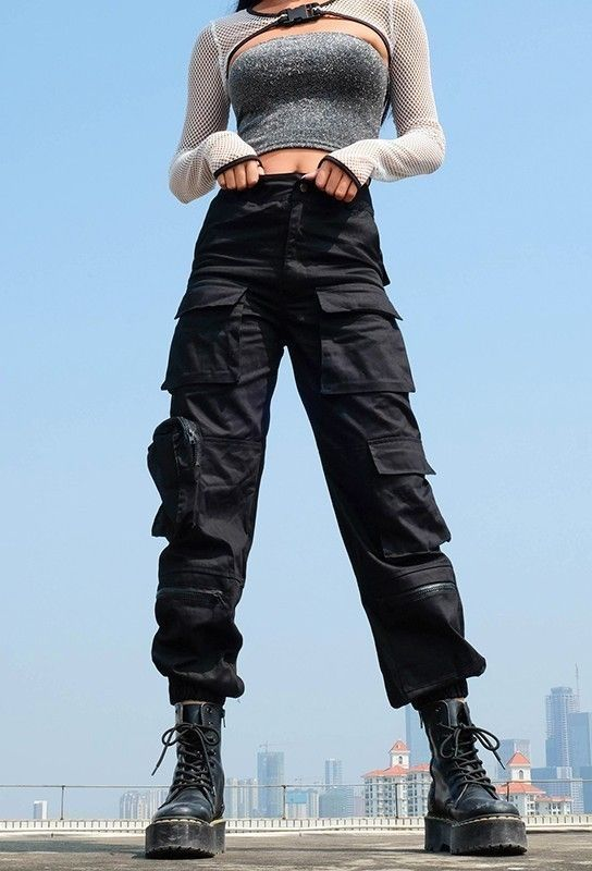 Cargo Pants with Big Pockets – #Big #Cargo #pants #pockets #trousers