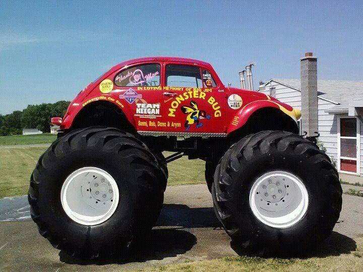 Jorgenca Monster Trucks Big Monster Trucks Weird Cars