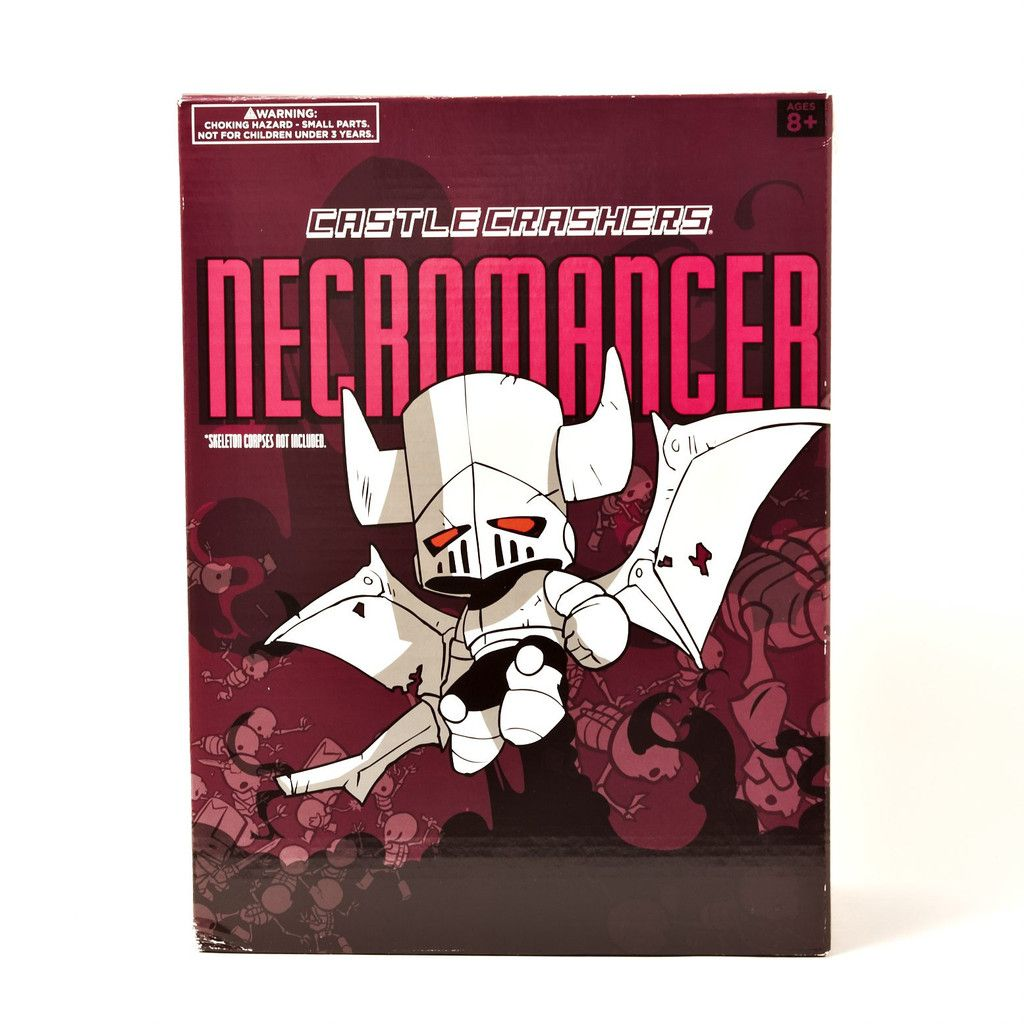 Necromancer Necromancer Castle Crashers Behemoth