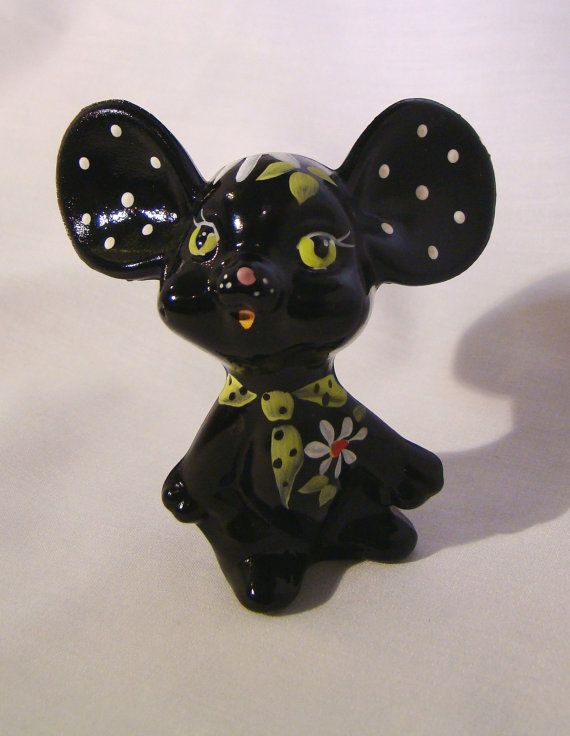 Vintage Fenton Mouse  Signed Collectible! by CallahanCollectibles, $42.25 PERFECT GIFT ITEM