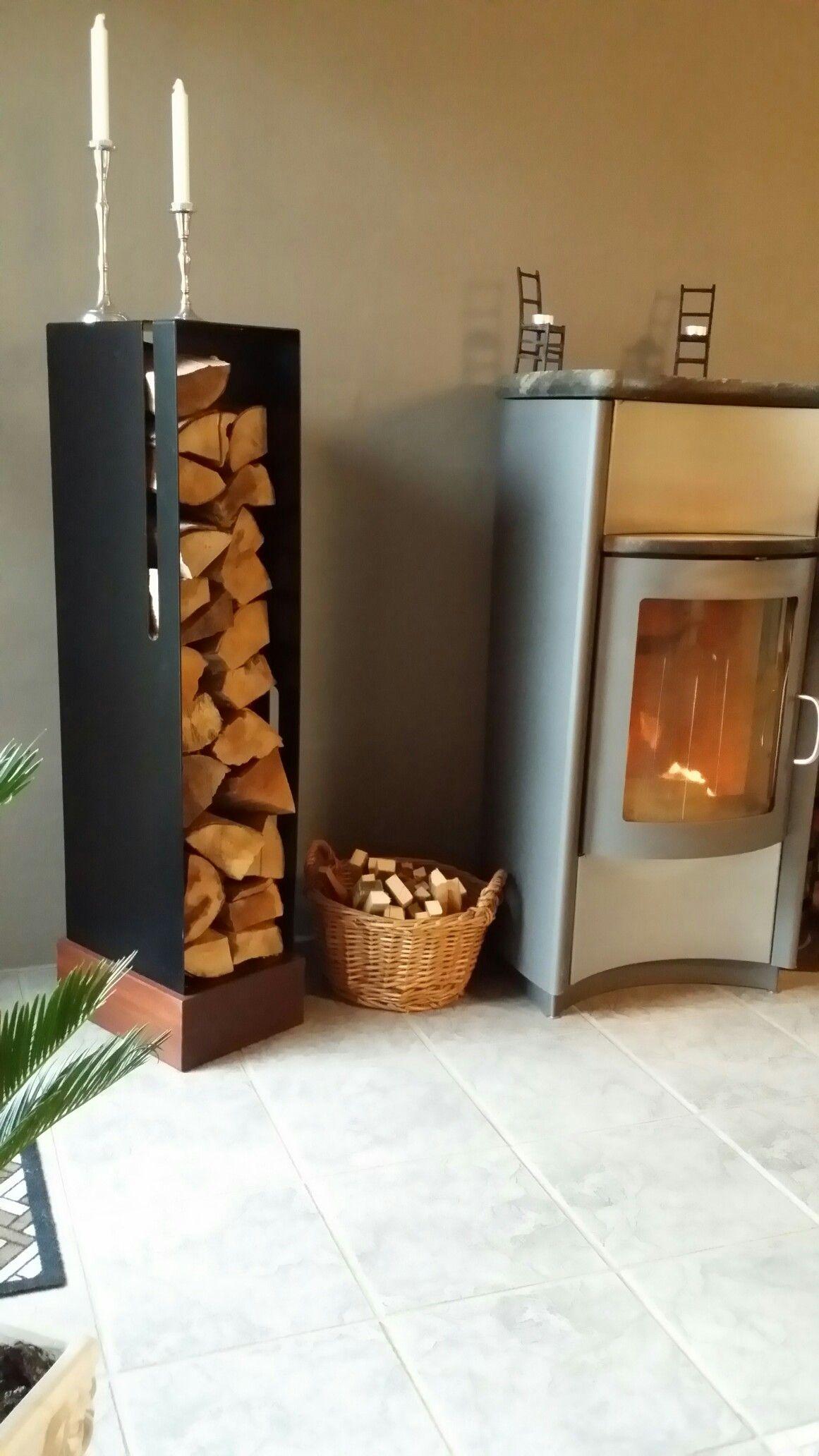 Firewood Storage Indoor Diy Ideas Homemade Organize In