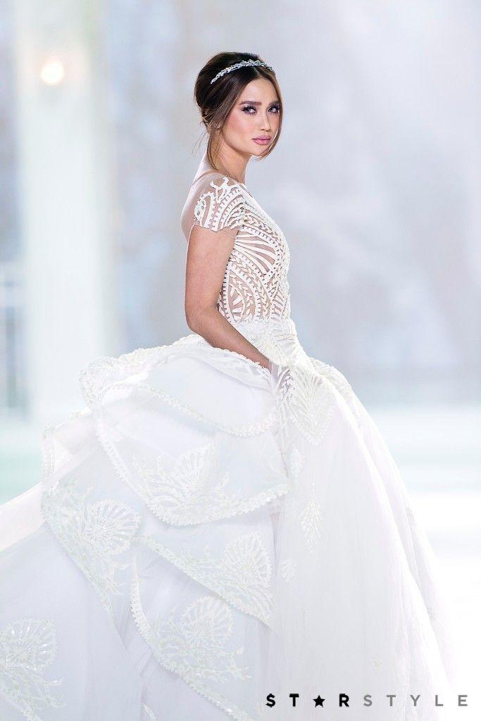 Arci Muñoz Looks Absolutely Stunning in a Wedding Gown | arci munoz ...