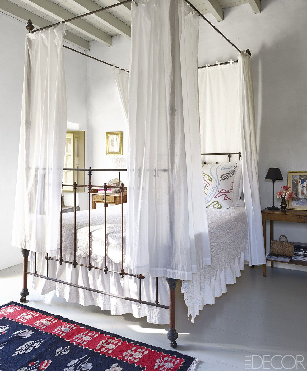 canopy bed beds cool design office inspiration to with pictures amys how curtains hang