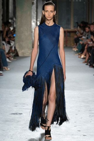 See the complete Proenza Schouler Spring 2015 Ready-to-Wear collection.