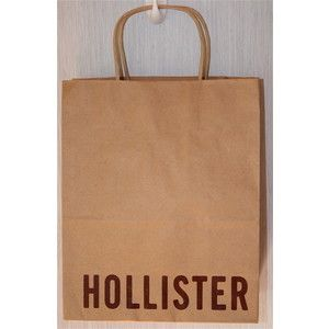 Hollister Ping Bags Bag Image By Freshgreenclover On Photobucket Co
