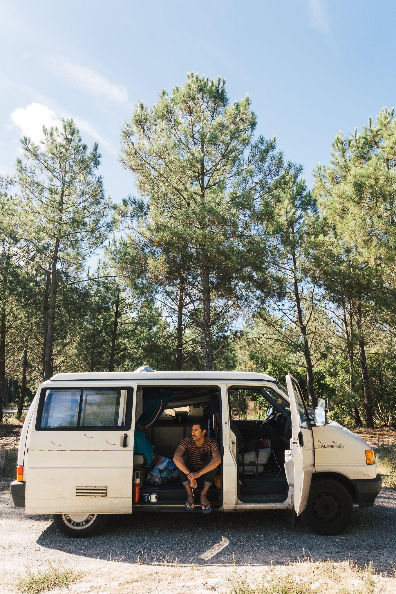 Van Life Un Van Trip En France