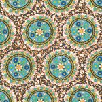 Cameo Angelica  Zinc  by Amy Butler  Fabric 1/2 by southernfabric, $4.49